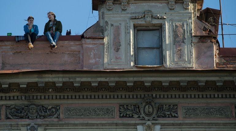 Прогулки по крышам чреваты уголовной ответственностью