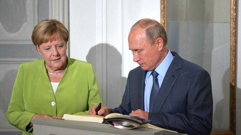 Путин: «Северный поток» не закрывает транзит газа через Украину