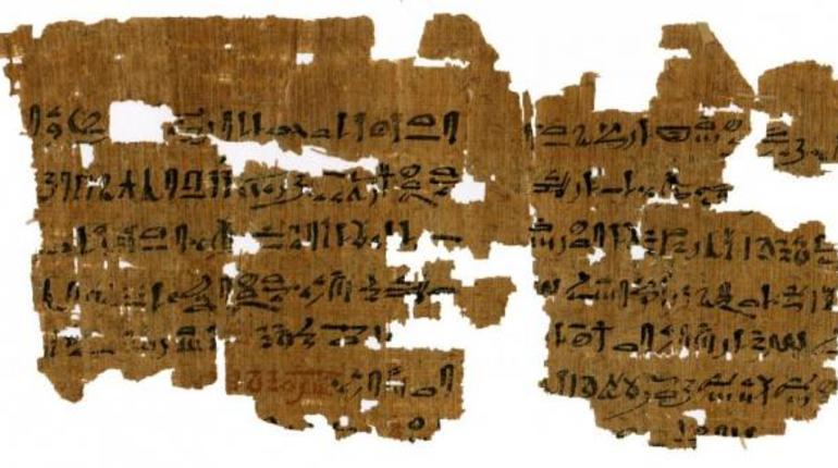 Египетский папирус, которому 3500 лет, раскрывает редкие подробности научной и медицинской практики в Египте тысячи лет назад.