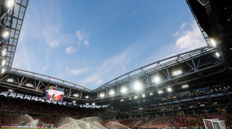 На матче четвертого тура чемпионата России между