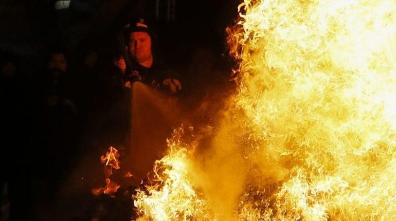 Ранним утром 19 августа в деревне Демешкин Перевоз горело здание пилорамы на площади 700 квадратных метров.