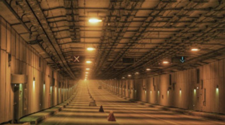 В Финском и Невском транспортных отсеках туннеля КЗС будет ограничено движение с 20 по 24 августа и с 27 по 30 августа.