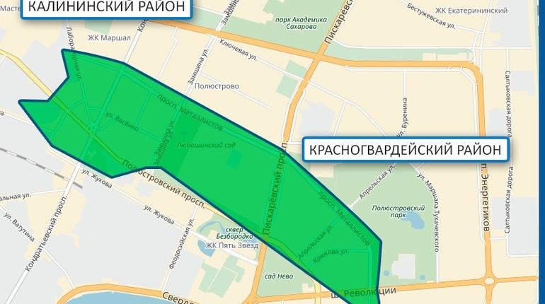 В понедельник, 20 августа, на прочность проверят трубы Красногвардейского и Калининского района Санкт-Петербурга. Испытание проведет АО