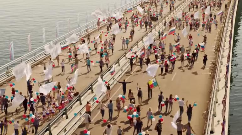 Комедия о строительстве Крымского моста выйдет на экраны в ноябре