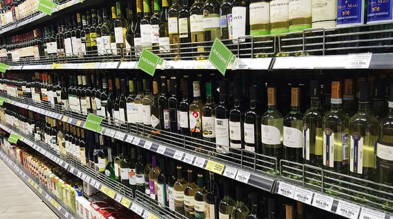 В России может появиться алкоголь со «страшными» картинками