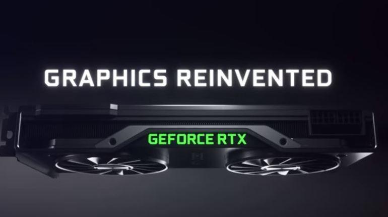 В Кельне Nvidia представила новое семейство видеокарт GeForce RTX
