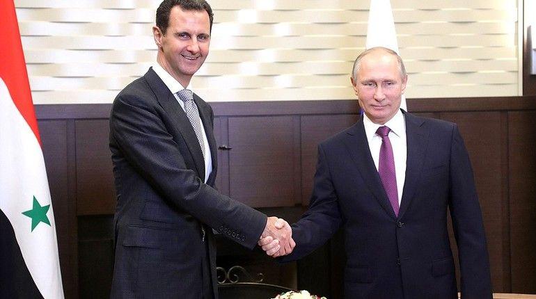 Путин объявил о скором завершении военной операции в Сирии