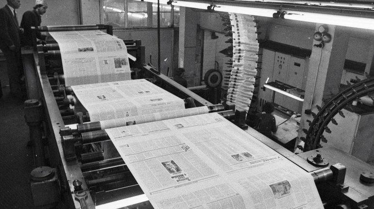 Смартфоны и конкуренция похоронили петербургские типографии