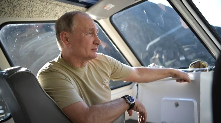 Владимир Путин посетит крупнейшие города Сибири