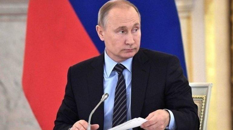 В полдень Путин выступит с обращением о пенсионной реформе