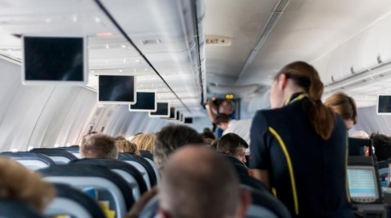 В авиакомпании