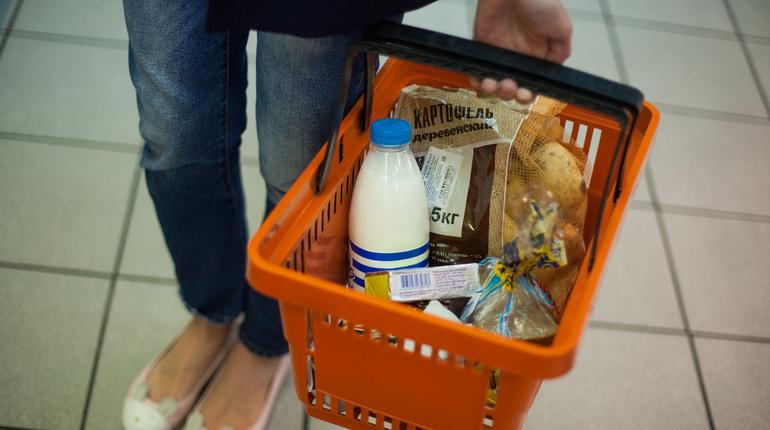 Скрытая угроза: грязные корзины для покупок в супермаркетах
