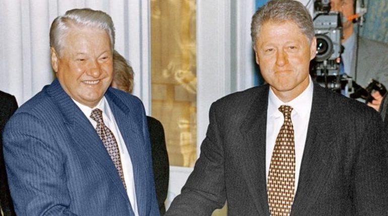 Кремль прокомментировал разговор Ельцина и Клинтона о Путине