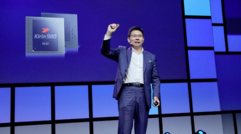 Huawei показала процессор для смартфонов нового поколения