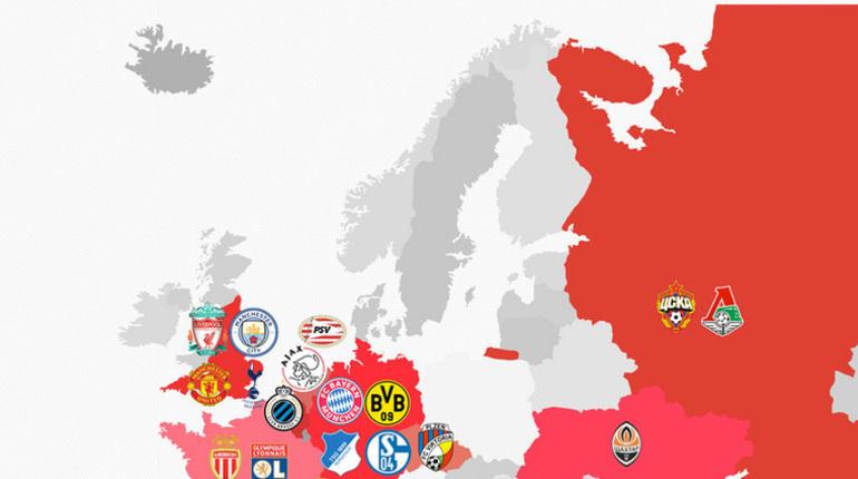 В польской газете появилась карта с российским Крымом