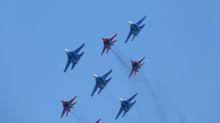 Рекордсмены Гиннеса устроят авиашоу в Петербурге