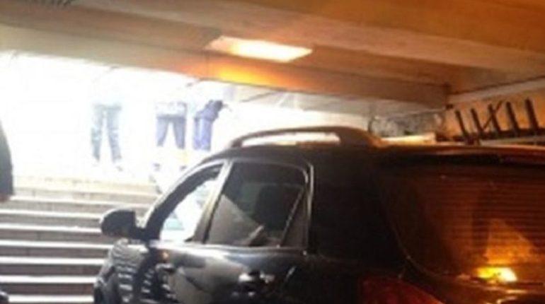 За заезд по переходу «Московской» водителя ждёт больничная койка