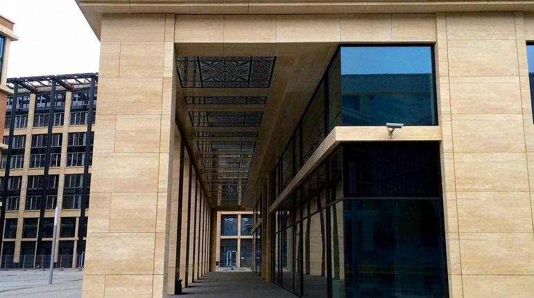 Комитеты Смольного заканчивают переезд в «Невскую ратушу»