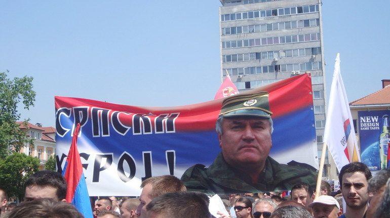 Генералу Младичу дали пожизненное за преступления в Югославии