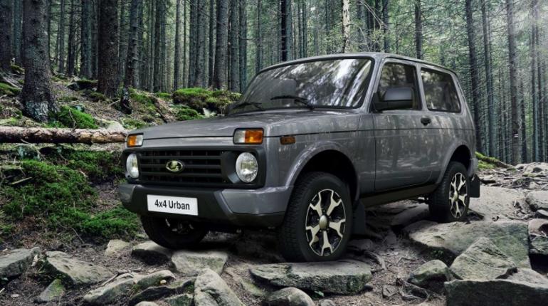 «АвтоВАЗ» начал производить новую Lada 4×4