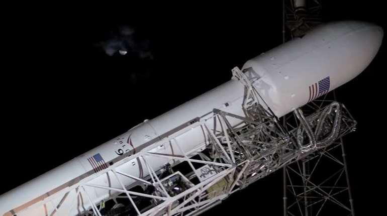 SpaceX заканчивает разработку Falcon 9
