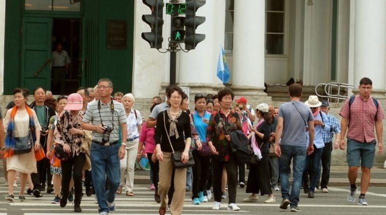 Петербург в 2018 году посетит 8 млн туристов