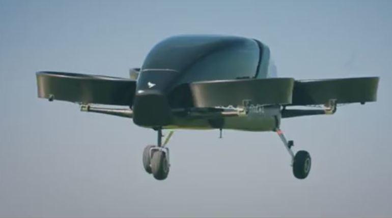 Возможно, что некоторые британцы решат, что в Лондон прилетел НЛО, но это предположение будет ошибочным. Все дело в том, что в Великобритании испытали электрическое летающее такси. Через несколько лет оно может появиться над городскими улицами.