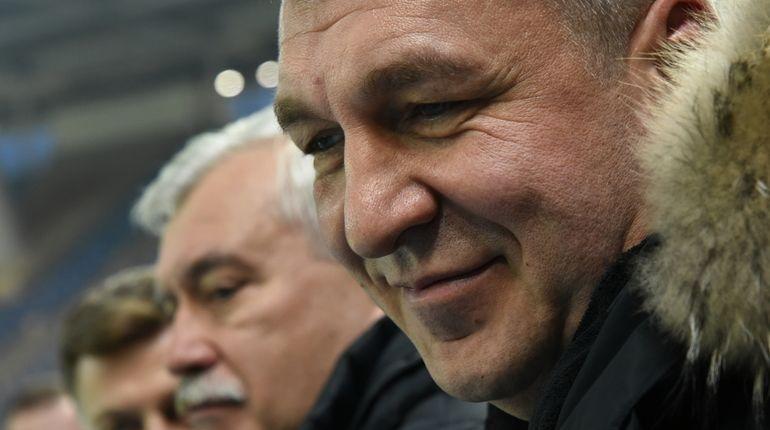 За что петербургский парламент представил Албина к награде