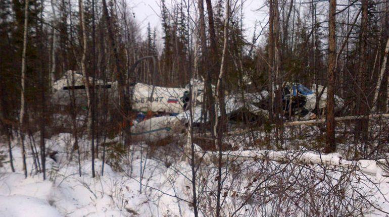 МАК назвал причину крушения L-410 вХабаровском крае