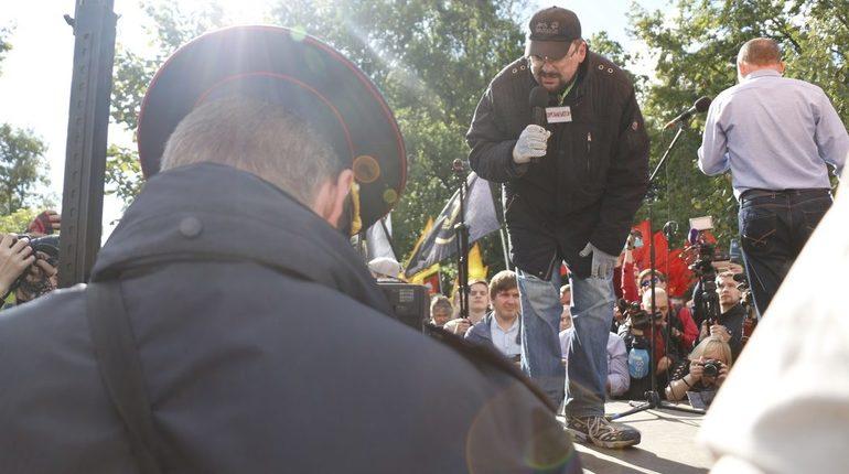 Кто слил воскресный протест: дольщики, оппозиция или злой рок