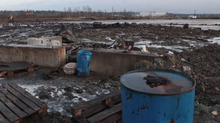 Петербург ждет 12 млрд на рекультивацию «Красного Бора»