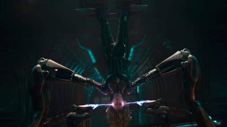 Marvel Entertainment опубликовал первый трейлер грядущего фильма