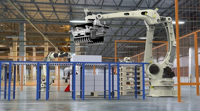 В Политехе появился первый научно-образовательный центр промышленной робототехники