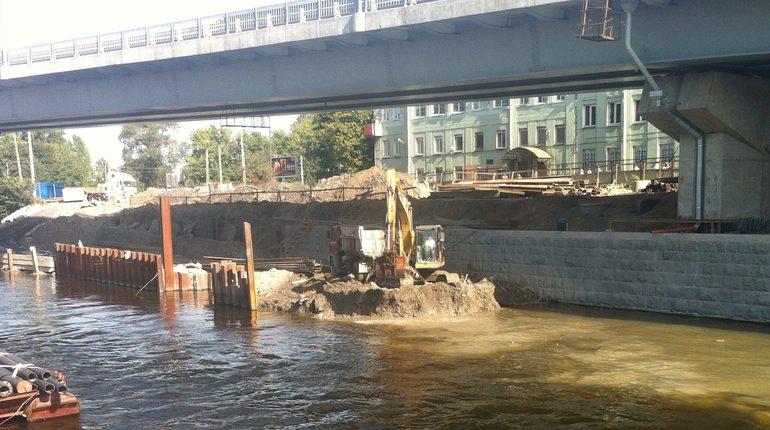 Росприроднадзор по СЗФО оштрафовал строительную компанию