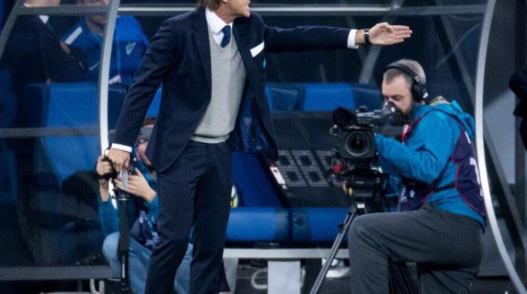 Манчини сравнил себя сПутиным после победы над «Вардаром»