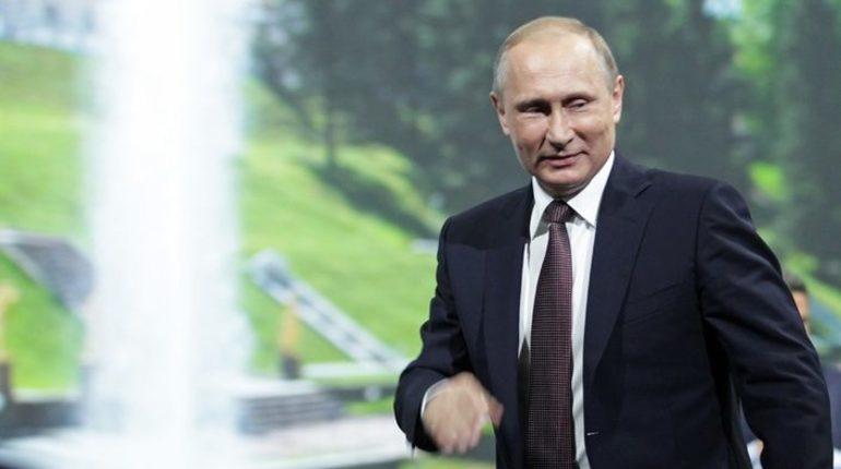 Президент Российской Федерации Владимир Путин выступит на II Евразийском женском форуме в Петербурге.
