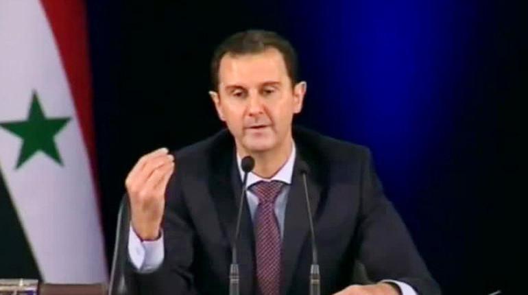 Сирийский лидер Башар Асад направил президенту РФ Владимиру Путину телеграмму после крушения российского Ил-20 в Сирии. В ней президент Сирии осудил
