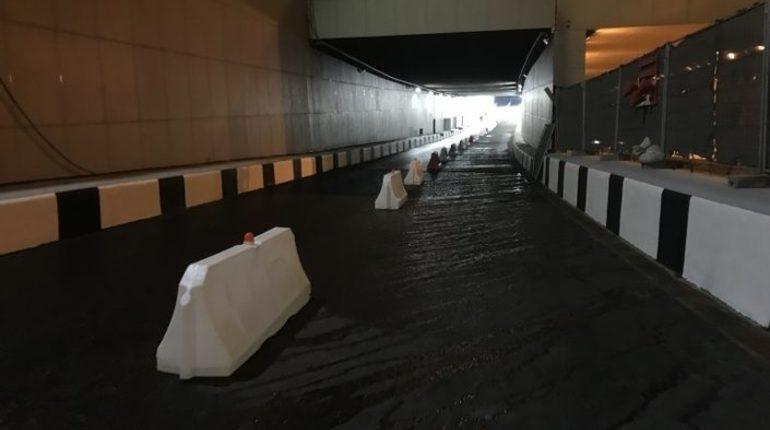 Токсовский тоннель переведут на реверс