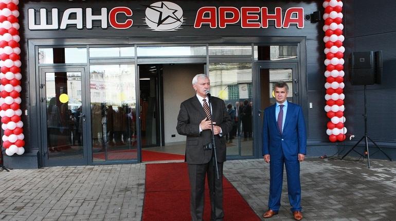 В Выборгском районе Санкт-Петербурга открыли новую площадку для массовых катаний.