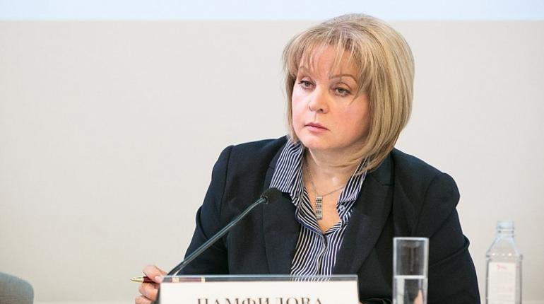 Глава Хакасии Виктор Зимин реально оценивает свои шансы на победу в выборах, считает председатель ЦИК Элла Памфилова.