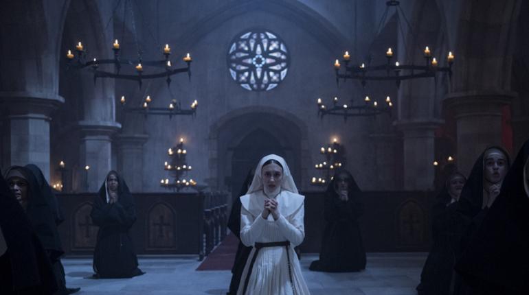 «Проклятие монахини» возглавило российский кинопрокат