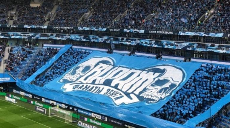 Петербург занял первое место рейтинга футбольных городов России