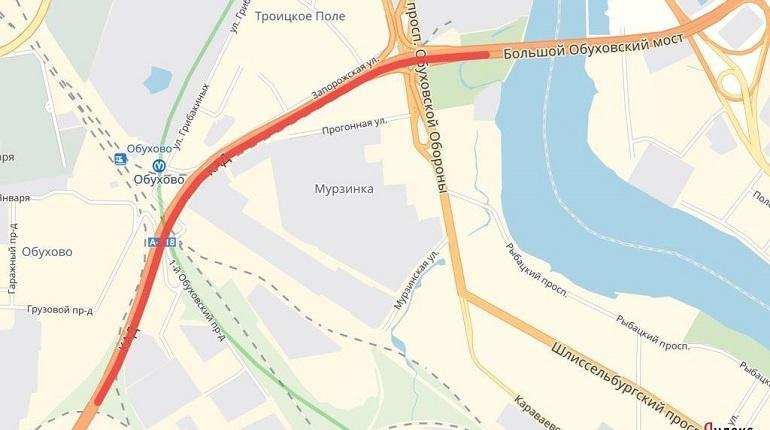Две полосы протяженностью 3 км перекроют  до 10 октября