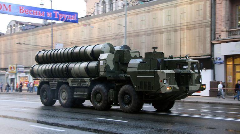 Сирия вооружится комплексами С-300 после налета израильских ВВС