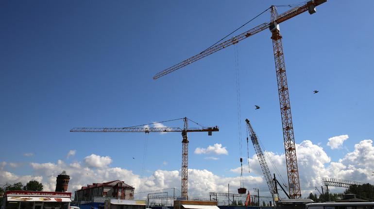 В Невском районе Санкт-Петербурга произошел смертельный несчастный случай. На строительной площадке погиб рабочий.