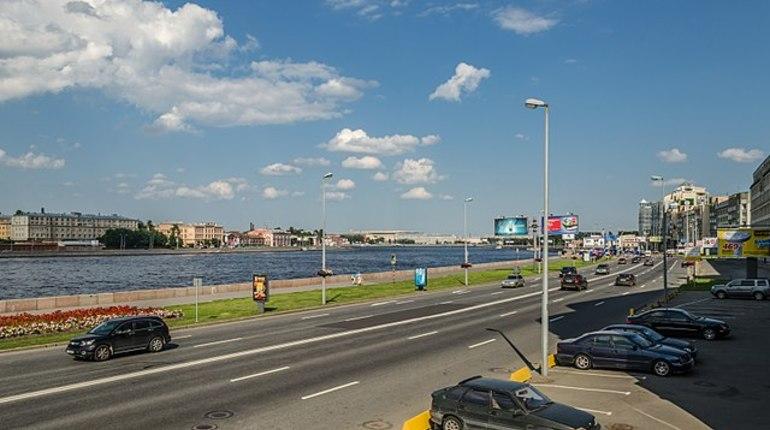 На заседании правительства Петербурга была утверждена передача земельного участка на Смольной набережной для музейно-выставочного комплекса