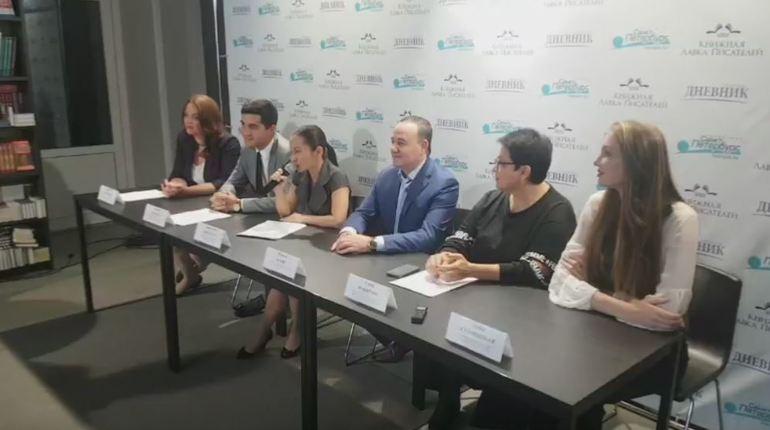 Смотрите трансляцию пресс-конференции перед полуфиналом конкурса «Петербургские Красавицы»