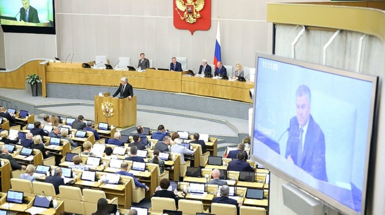 Госдума России приняла поправки к законопроекту о совершенствовании о пенсионной реформы