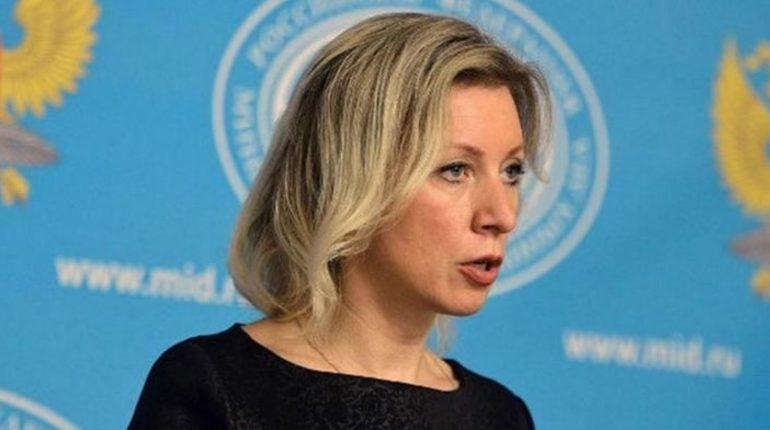 Захарова назвала вбросом публикацию о «настоящем имени» Боширова