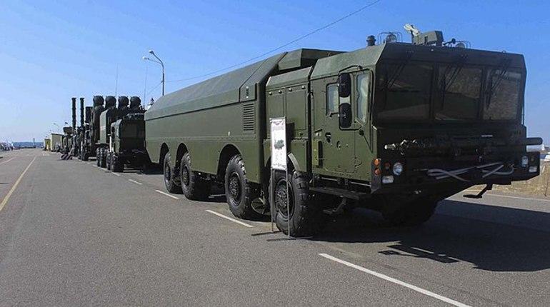 Британские СМИ напугала стрельба российского «Бастиона»